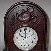 "SOLD 1988 Seiko ""Mickey Mouse"" 60th Anniversary Musical Alarm Clock"