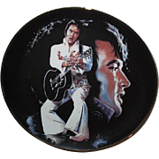 "SALE Spring Sale! 1989 Hamilton Collection ""The King"" Elvis Presley Limited Edition"