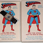 "1993 Fantasma ""Superman"" Commemorative Limited Edition Watch"