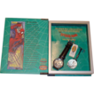 "1994 Fossil ""Spider-Man"" No. 3 Limited Edition Watch and Keychain Set"