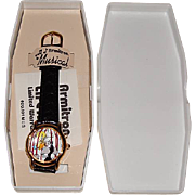 "1994 Armitron ""Sylvester and Tweety"" Musical Ladies Watch"