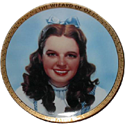 "SALE Mothers Day Sale! 1989 Hamilton Collection ""Dorothy"" Limited Edition Plate"