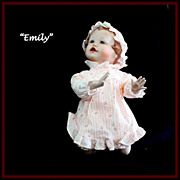 "Doll:  ""Emily"" an original edition in the ""Yolanda's Picture-Perfect Babies"""