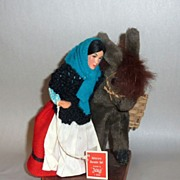 Fabulous Vintage Jay of Ireland Character Doll - Woman of the Gaeltacht