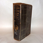 1865 Book - The Life Public Services & State Papers of Abraham Lincoln - Raymond