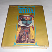1969 Book � India � Roloff Beny & Aubrey Menen 136 Color Plates