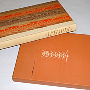 1935 Heritage Press Sleeved H/C book Thomas More's UTOPIA - Ralph Robynson