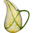 Vernonware Large Gingham Water Pitcher