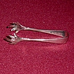 1929 Birmingham Sterling Silver Sugar Tongs