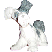 Lladro Adorable Skye Terrier #4643