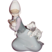 Lladro &quot;Dog and Cat&quot; &quot;Little Friskies&quot; Figurine #5032