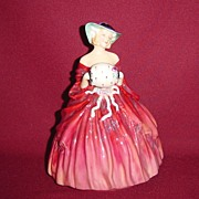 "Royal Doulton Lady Figurine ""Genevieve"""