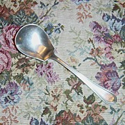 Gorham Elmwood 1915 Roslyn Silverplate Sugar Spoon