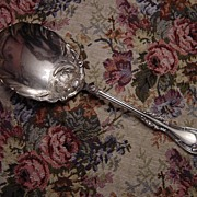 Wm. A. Rogers Silverplated Hanover Berry Spoon