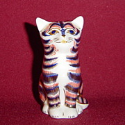 Royal Crown Derby Imari Kitten