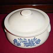 SALE Pfaltzgraff Yorktowne Casserole with Cover