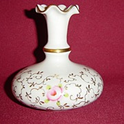 Vista Alegre Porcelain Dresser Decanter from Portugal