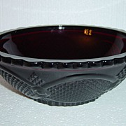 Avon Cape Cod Vegetable Serving Bowl