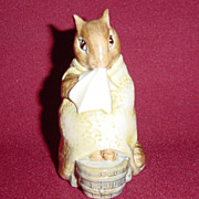 Beswick Beatrix Potter Chippy Hackee