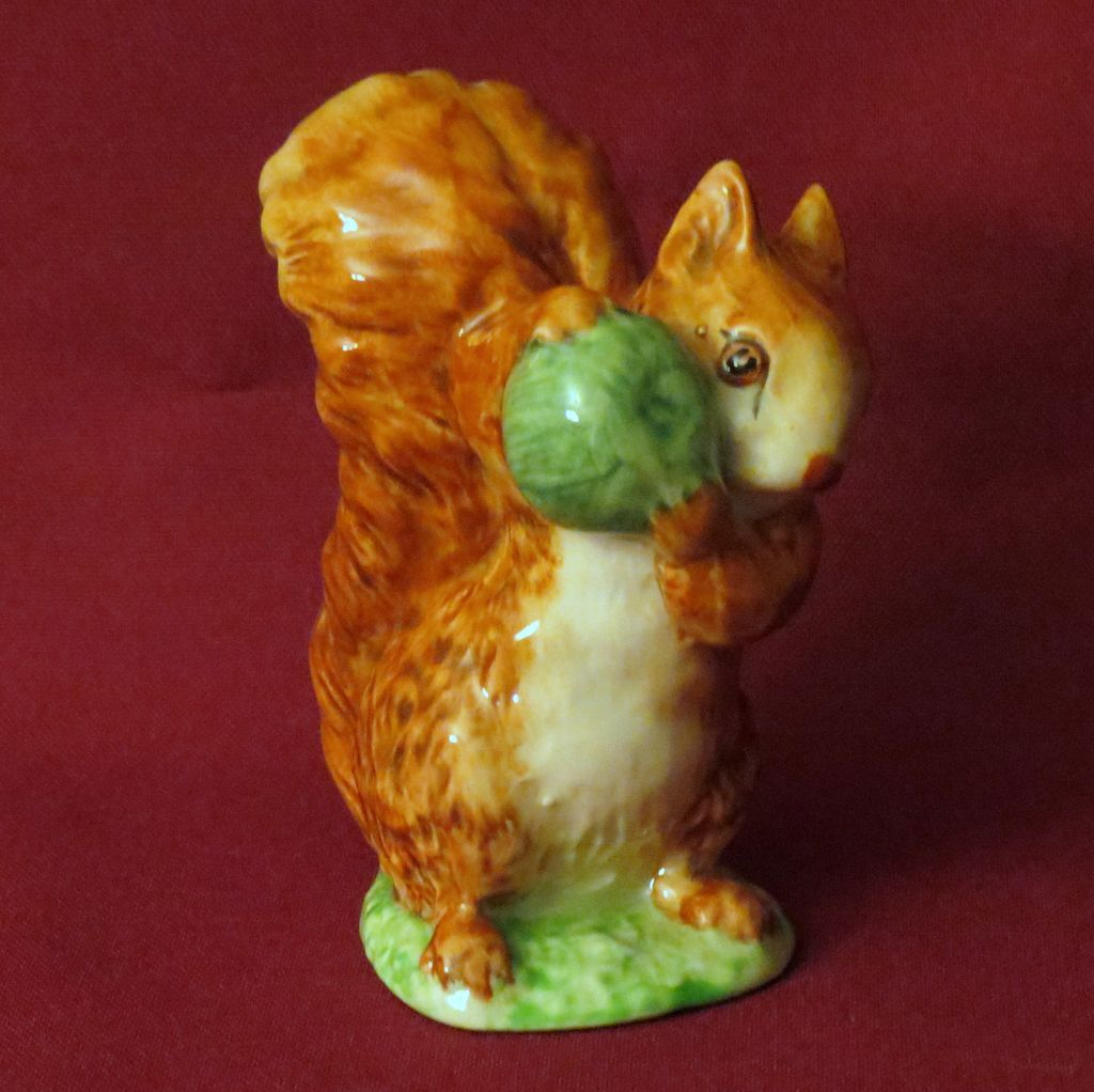 Beswick Beatrix Potter Squirrel Nutkin