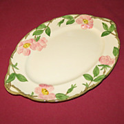 Franciscan Desert Rose Small Oval Platter