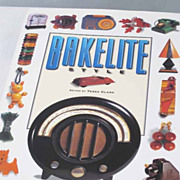 Bakelite Style Edited by Tessa Clark 1997 Reference Book