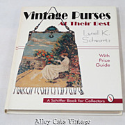 Vintage Purses At Their Best - Beaded Reference Book by Lynell Schwartz