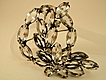 Rhinestone Japanned Brooch
