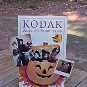 Large Kodak Halloween Store Display - Wonderful!