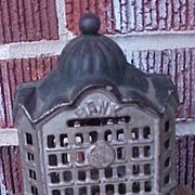 Cast Iron Bank Building Still Bank