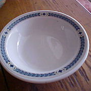 Pennsylvania Railroad China Cereal Bowl