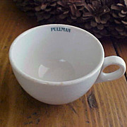 Pullman Railroad RR Coffee Cup