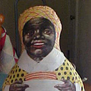 Aunt Jemima Black Americana Cloth Premium Doll