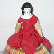 "11"" Currier & Ives China Original Body & Limbs Vintage Costume"