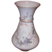 Antique Bristol Glass Hand Painted Vase