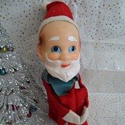 Japan Christmas Elf Knee Hugger Jingles - 10&quot;