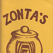 Zonta�s Cookie Jar Binghamton New York