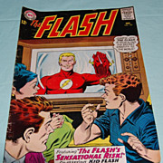 Superman DC Comics &quot;The Flash&quot; No. 149 Dec.