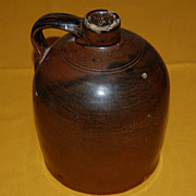 Early 1900's A. L. Hyssong Bloomsburg, Pa. Little Brown Jug