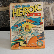 "Regular Fellers 10 Cent ""Heroic Comic"" October 1940 No. 2"