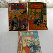 "Superman DC National  ""Batman"" Comic Books"