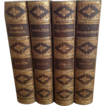 Four Volumes of the Works of Edward Bulwer-Lytton