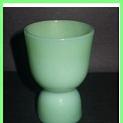 Fire King Jadeite Egg Cup