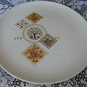 Taylor Smith Taylor Brocatelle Plate