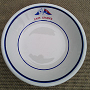 Captain Starn's Seafood Restaurant Dessert Fruit Bowl
