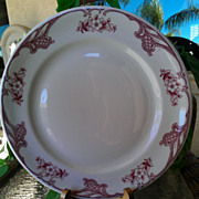 Shenango Rose Point Dinner Plate