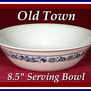Corning Corelle Old Town Vegetable Bowl