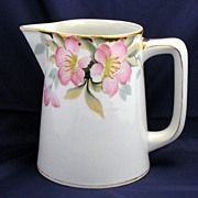 Noritake Azalea  28 oz pitcher - red mark