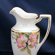 Noritake Azalea  Berry Creamer - red mark