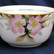Noritake Azalea Cranberry bowl - red mark